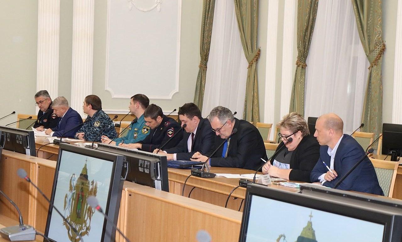 Рязанские дружинники на новогодних мероприятиях будут патрулировать улицы