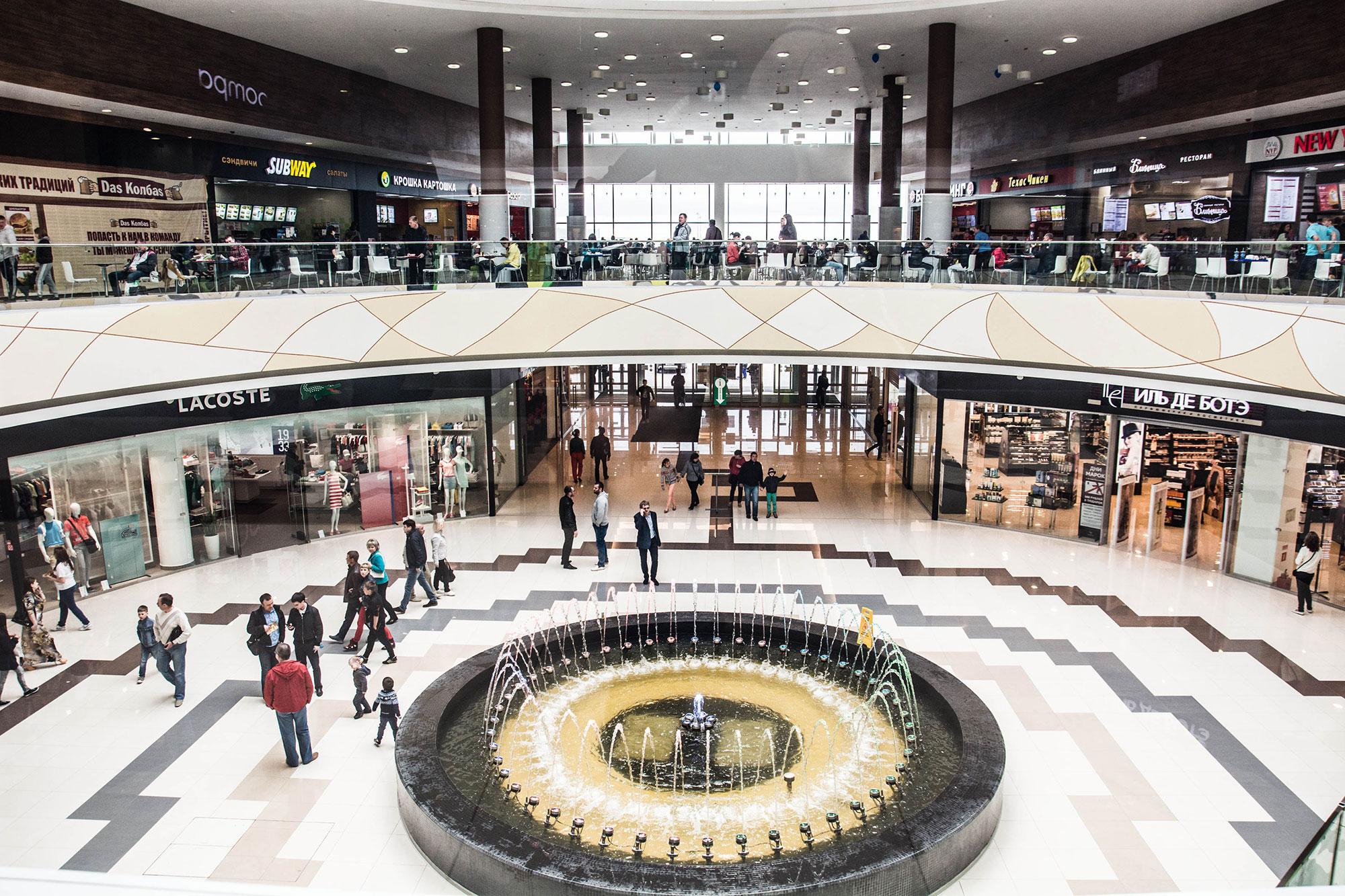 Суд Тюмени приостановил работу торгового центра из-за нарушений пожарной безопасности