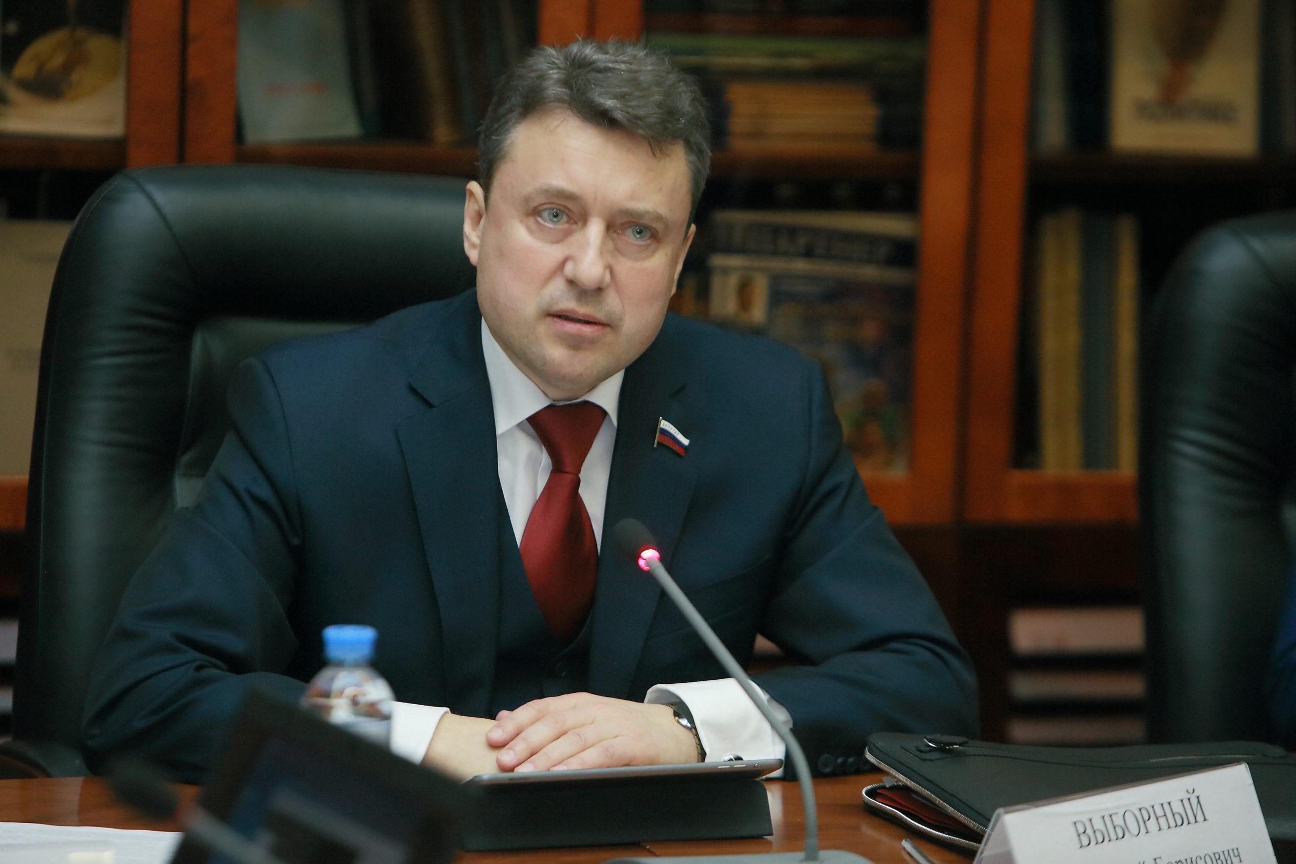 Депутат Госдумы считает, что частную охрану следует включить в перечень наиболее пострадавших отраслей экономики