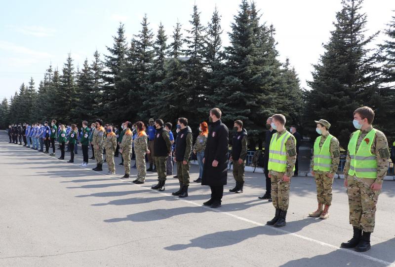 Сотрудников службы безопасности аэропорта Домодедово приняли в народную дружину одноименного округа