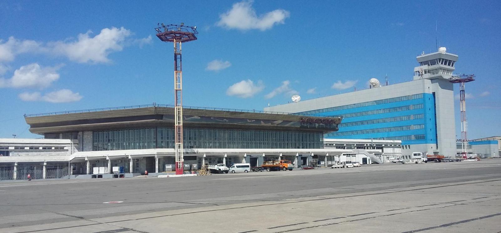 В аэропорту Хабаровска модернизируют объекты аэродромной инфраструктуры