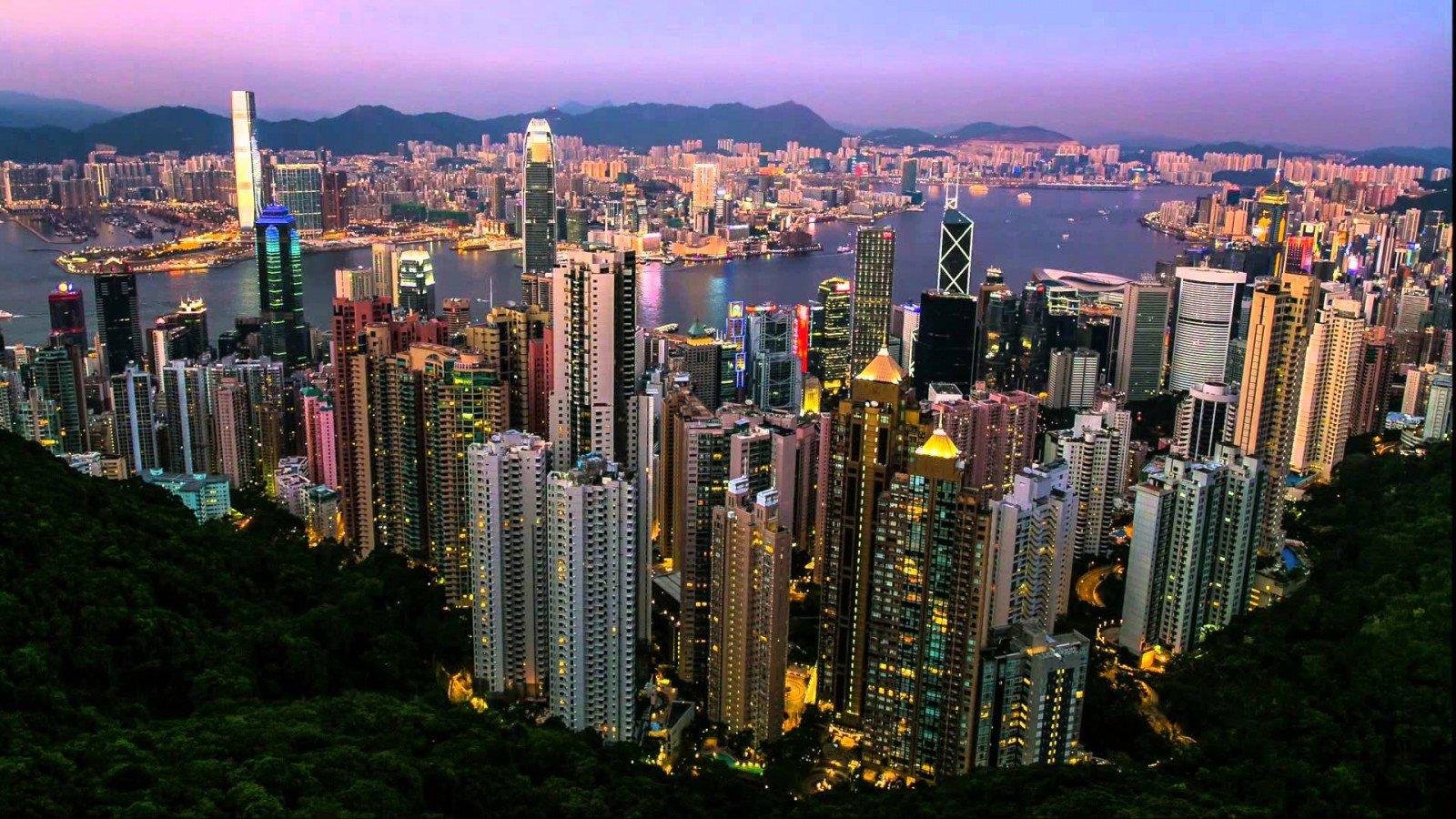Китай разместит в Гонконге ЧОПы несмотря на реакцию США