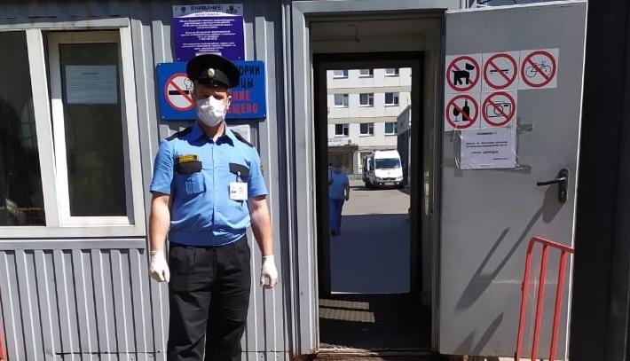 Высокий профессионализм ЧОП «Эскарп 43» в обеспечении безопасности поликлиник и стационаров Москвы