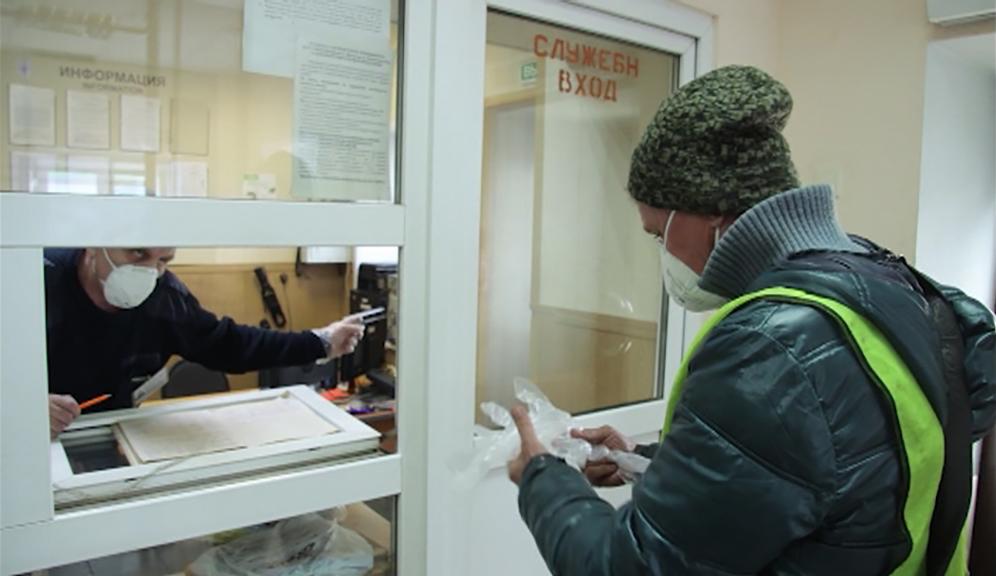 Работник ООО ЧОП «СОБР» предотвратил нарушение санитарно-эпидемиологических мер в наркологическом центре