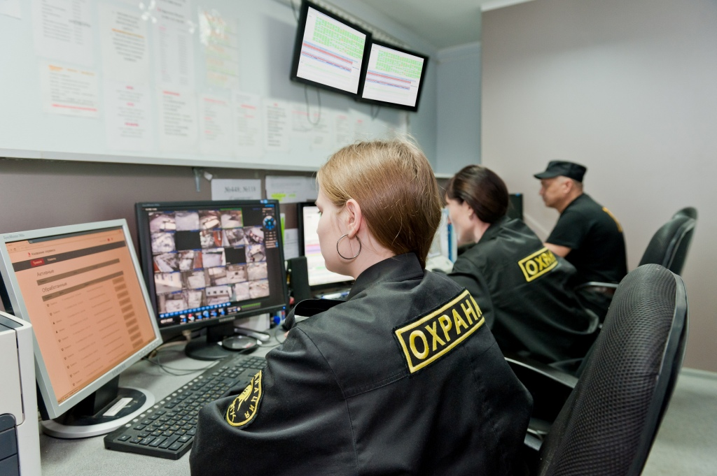 Современные компьютеризованные системы безопасности заменят посты охраны?
