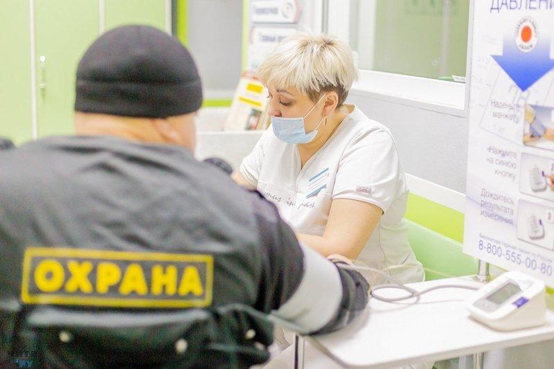Минздрав предложил учитывать медосмотры охранников для получения разрешения на оружие