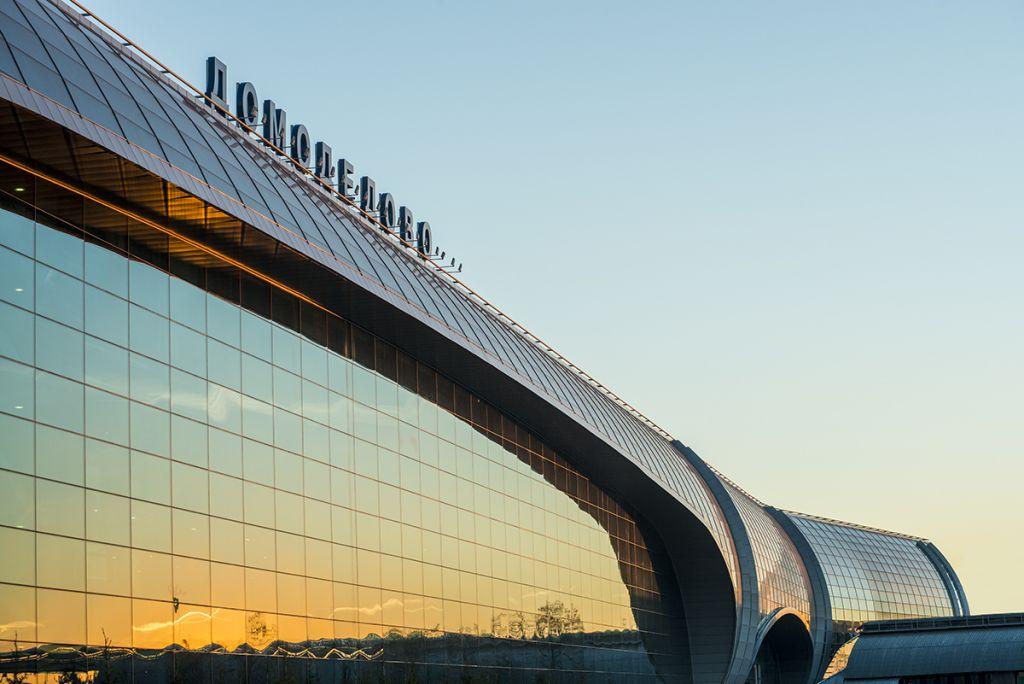 В зоне прилета внутренних рейсов Домодедово установили тепловизоры