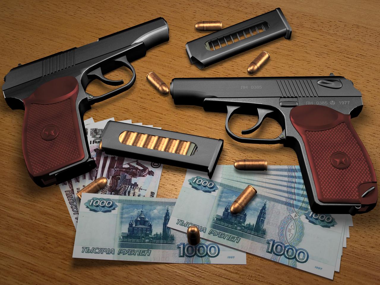 В Тюмени задержали руководителя ЧОП торговавшего оружием