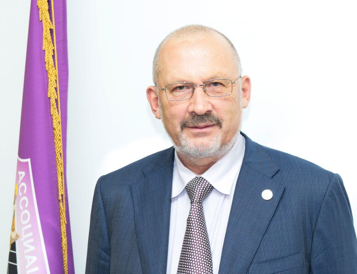 Президенту СРО Ассоциация «Школа без опасности» вручили благодарственную грамоту за заботу о детях