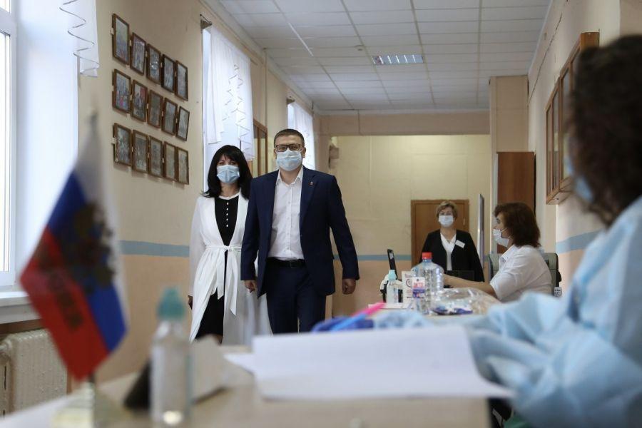 Безопасность избирательных участков Ямала обеспечат сотрудники Росгвардии и ЧОП