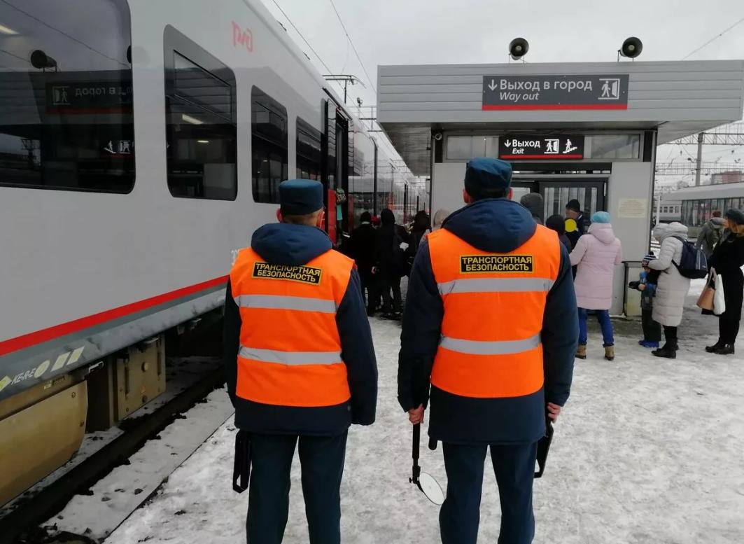 Минтранс предложил усилить обеспечение транспортной безопасности на железнодорожном транспорте