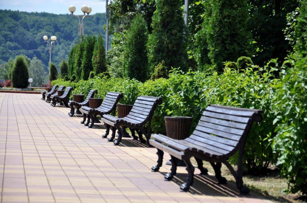 В парке Саранска организовали круглосуточную охрану