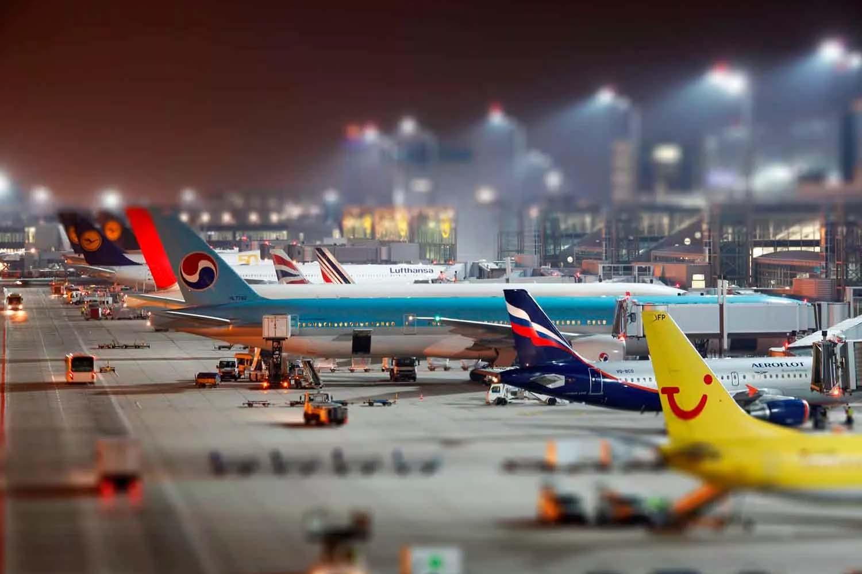 В России вступили в силу требования по обеспечению безопасности аэропортов