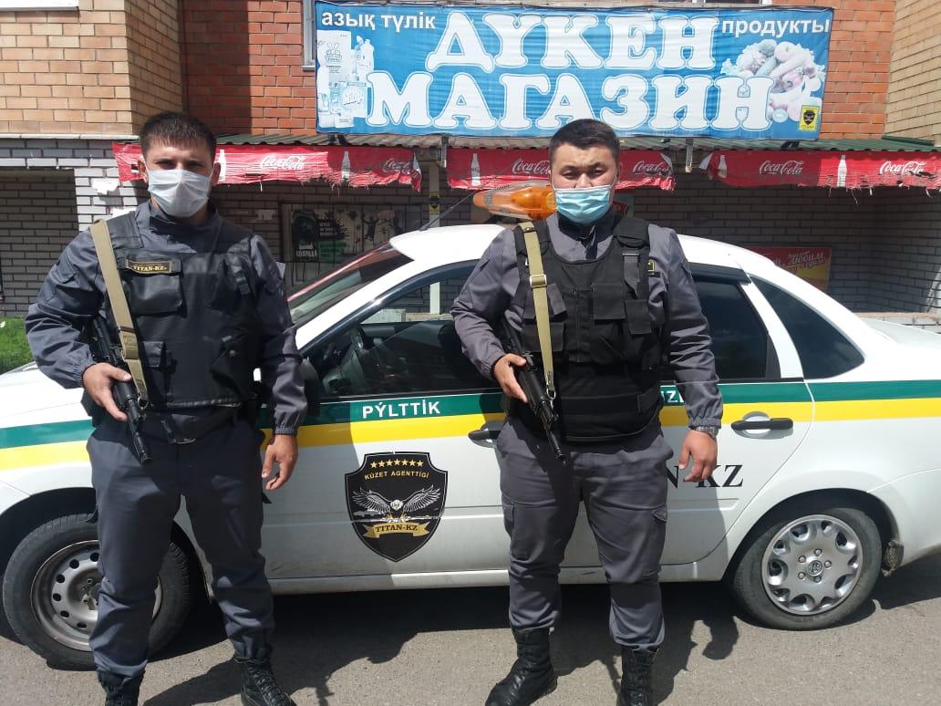 В Казахстане доходы охранных агентств снизились на треть в 2020 году