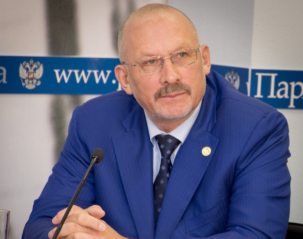 Сергей Саминский: обеспечение безопасности школ Крыма сотрудниками Росгвардии – это наиболее легкий путь из возможных снять с себя ответственность