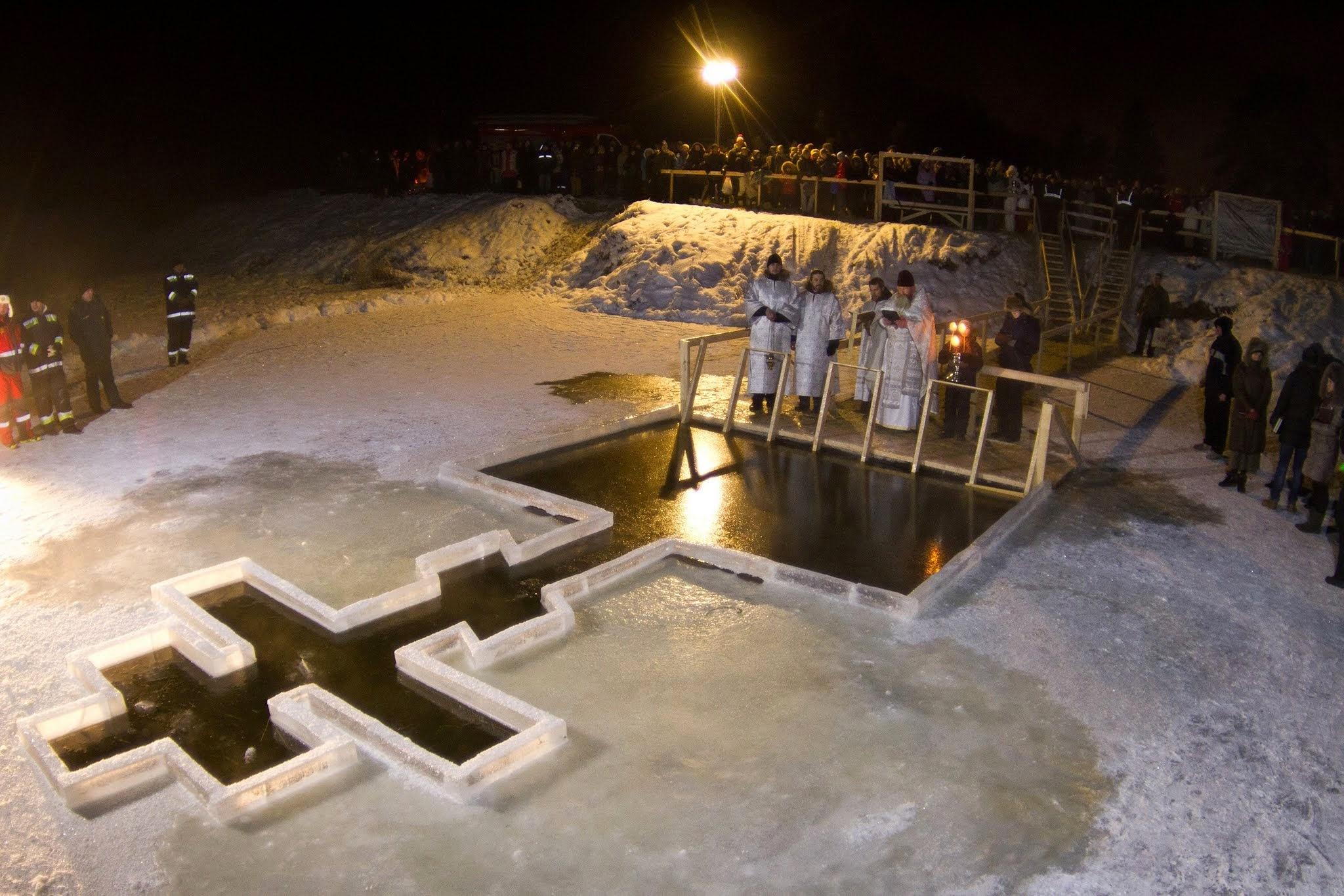 Мэрия Нижнего Тагила решила помимо полиции привлечь частную охранную организацию на крещенские купания