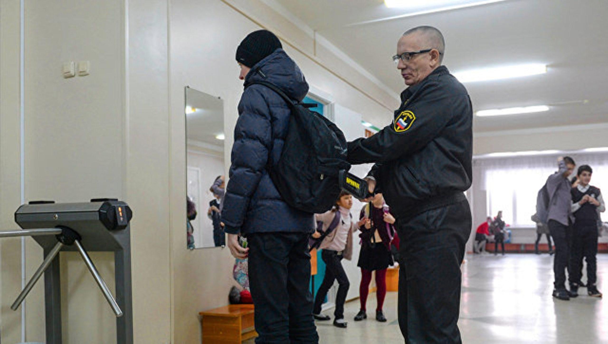 В Барнауле охранника гимназии осудят за конфликт со школьником