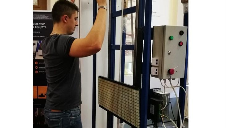В университете Томска разрабатывают новую систему досмотра