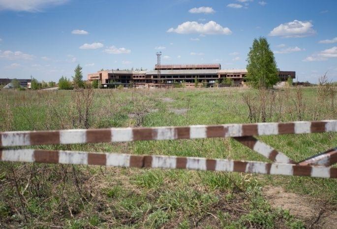 На охрану недостроенного аэропорта «Омск-Федоровка» выделят 3,5 млн рублей
