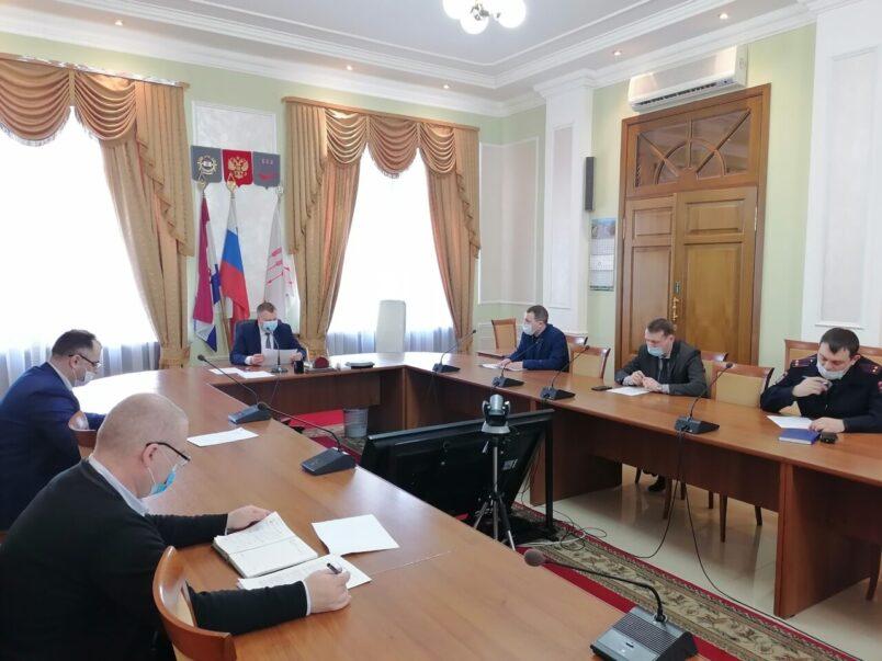 Администрация Саранска обязала организовать круглосуточную охрану монументов ВОВ на майские праздники