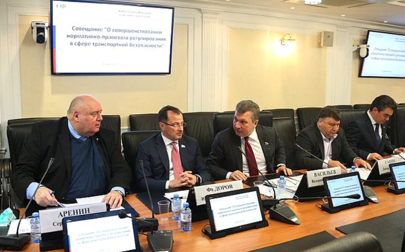 В Совете Федерации обсудили вопросы улучшения законов поОТБ