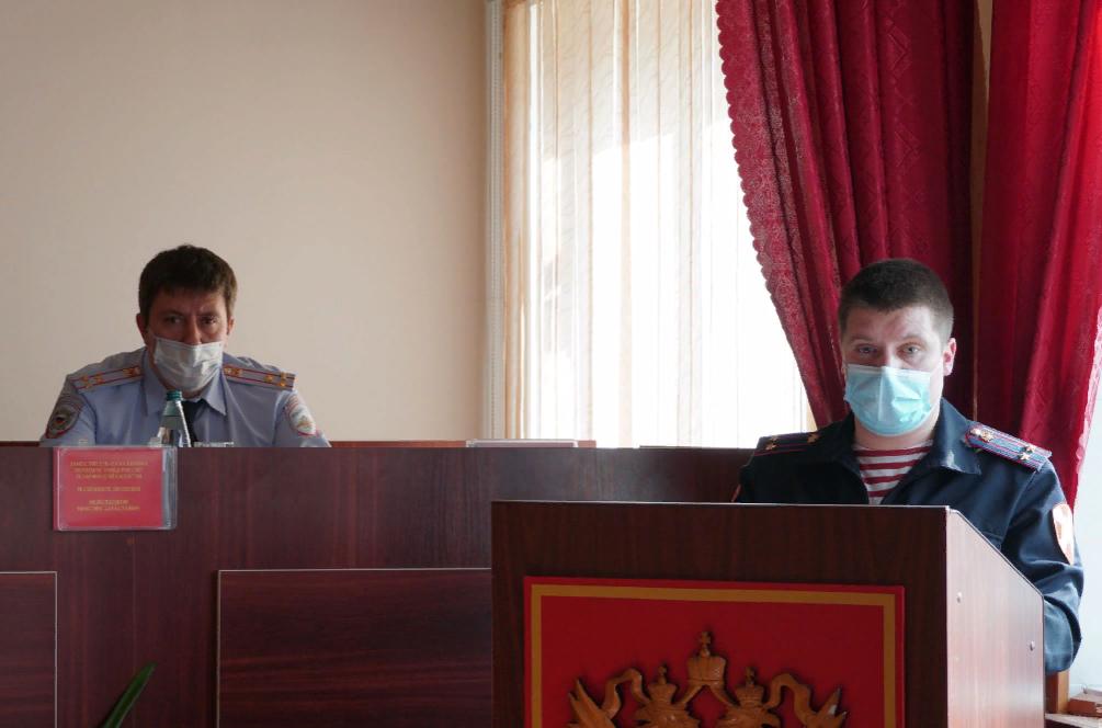 Росгвардия Брянской области провела заседание по взаимодействию сЧОП