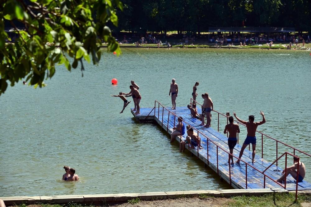 Для охраны прудов Ставрополя найму ЧОП за 20 млн рублей