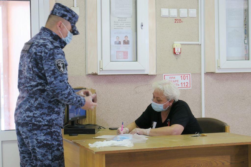 В Тюмени ЧОП привлекли к административной ответственности
