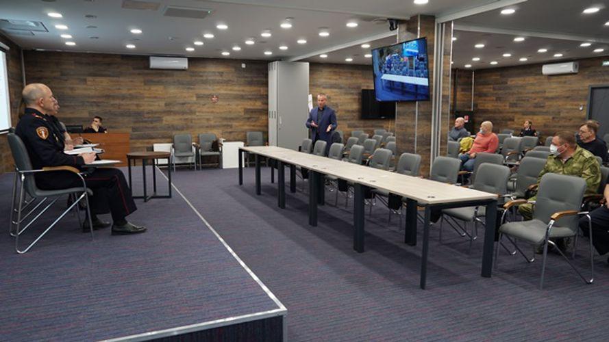Представители Росгвардии и ЧОП Поморья обсудили актуальные вопросы взаимодействия