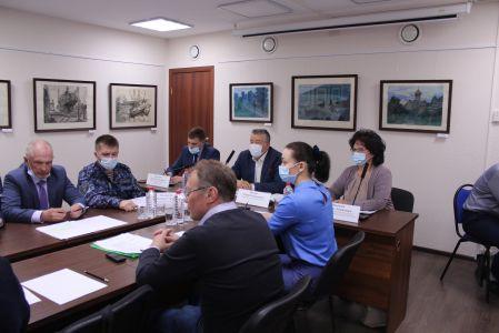 Заседание Ассоциации охранных предприятий состоялось в Вятской ТПП
