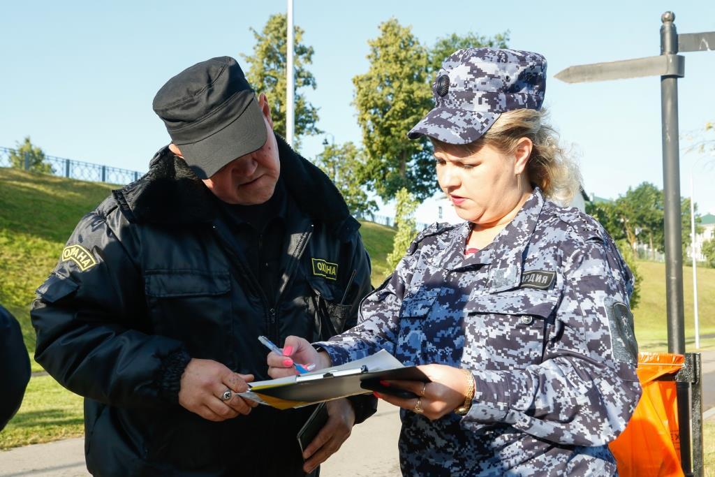 Росгвардия Псковской области провела профилактическое мероприятие «Охранник»