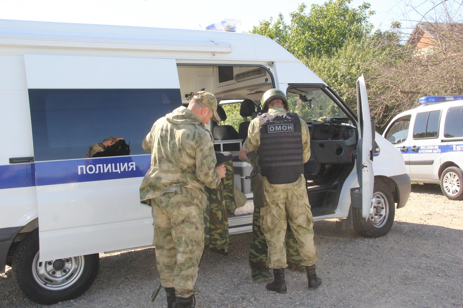 В Москве на объектах культуры прошли учения по антитеррору