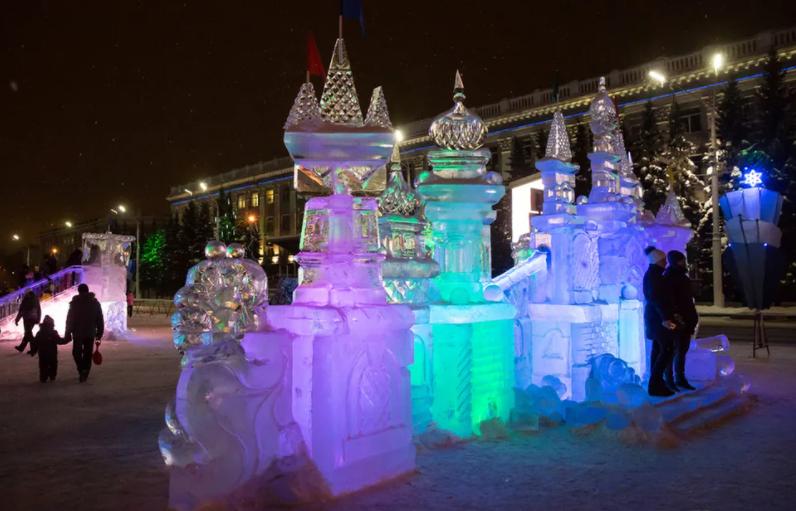 Охрана снежных городков обойдется Кемерову почти в 2 млн рублей