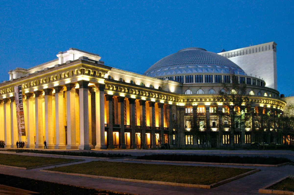 На охрану Новосибирского театра оперы и балета потратят 42 млн рублей